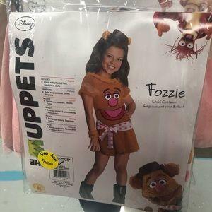 Other - Fozzie girls costume